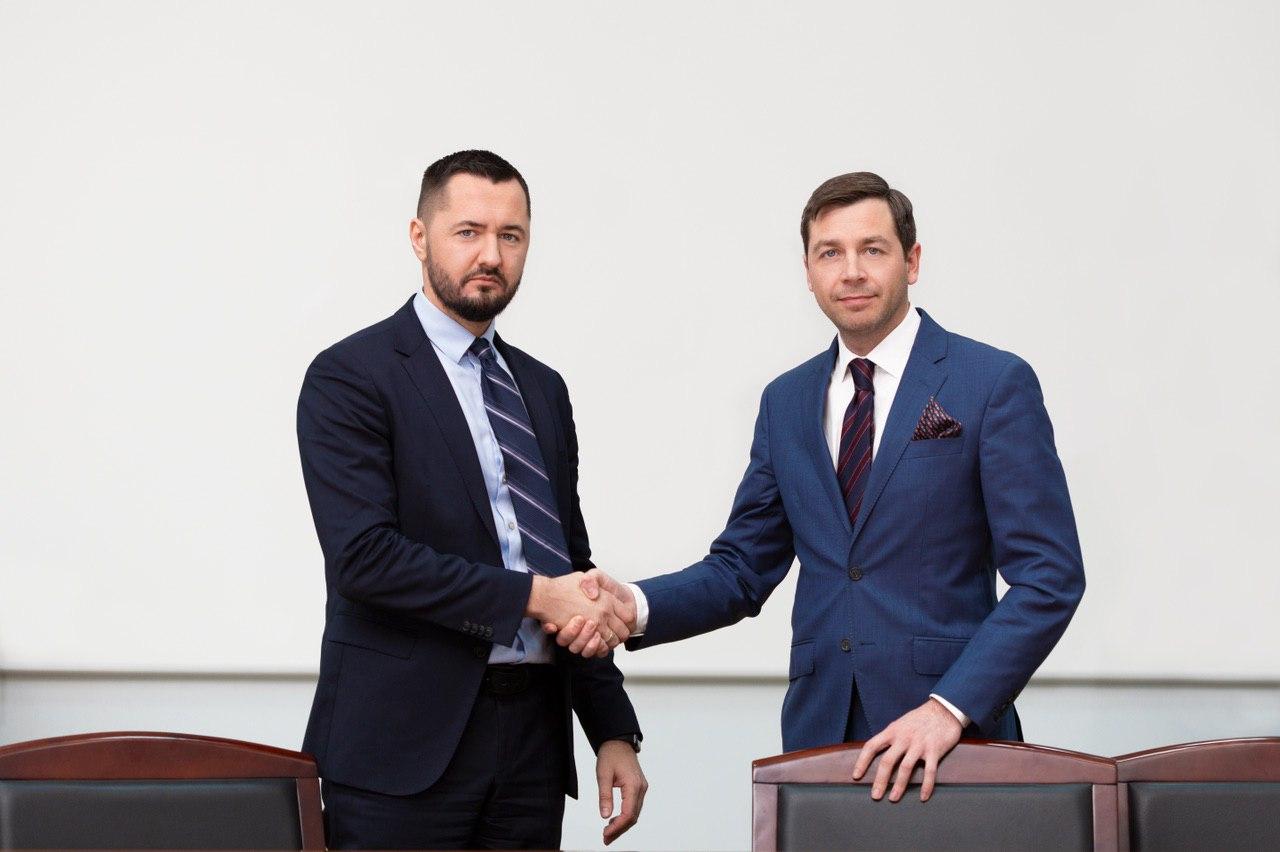 Роман Опімах представив нового голову правління НАК «Надра України»