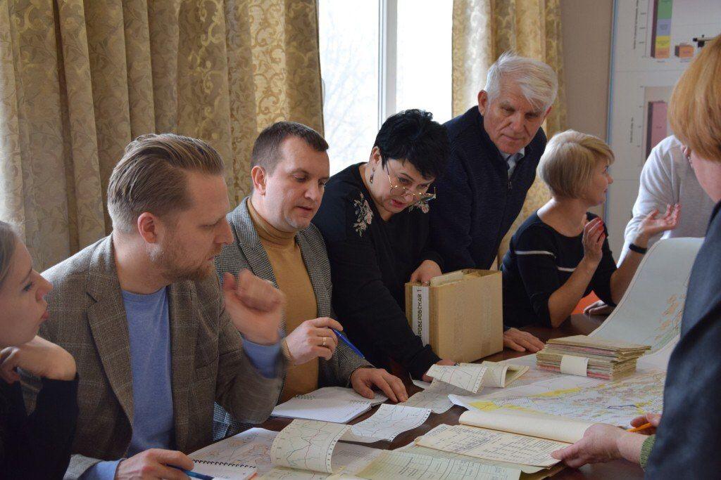 В «Укрнаукагеоцентр» зустрілися із представниками АТ «Укргазвидобування» Vermilion Ukraine Exploration B.V.
