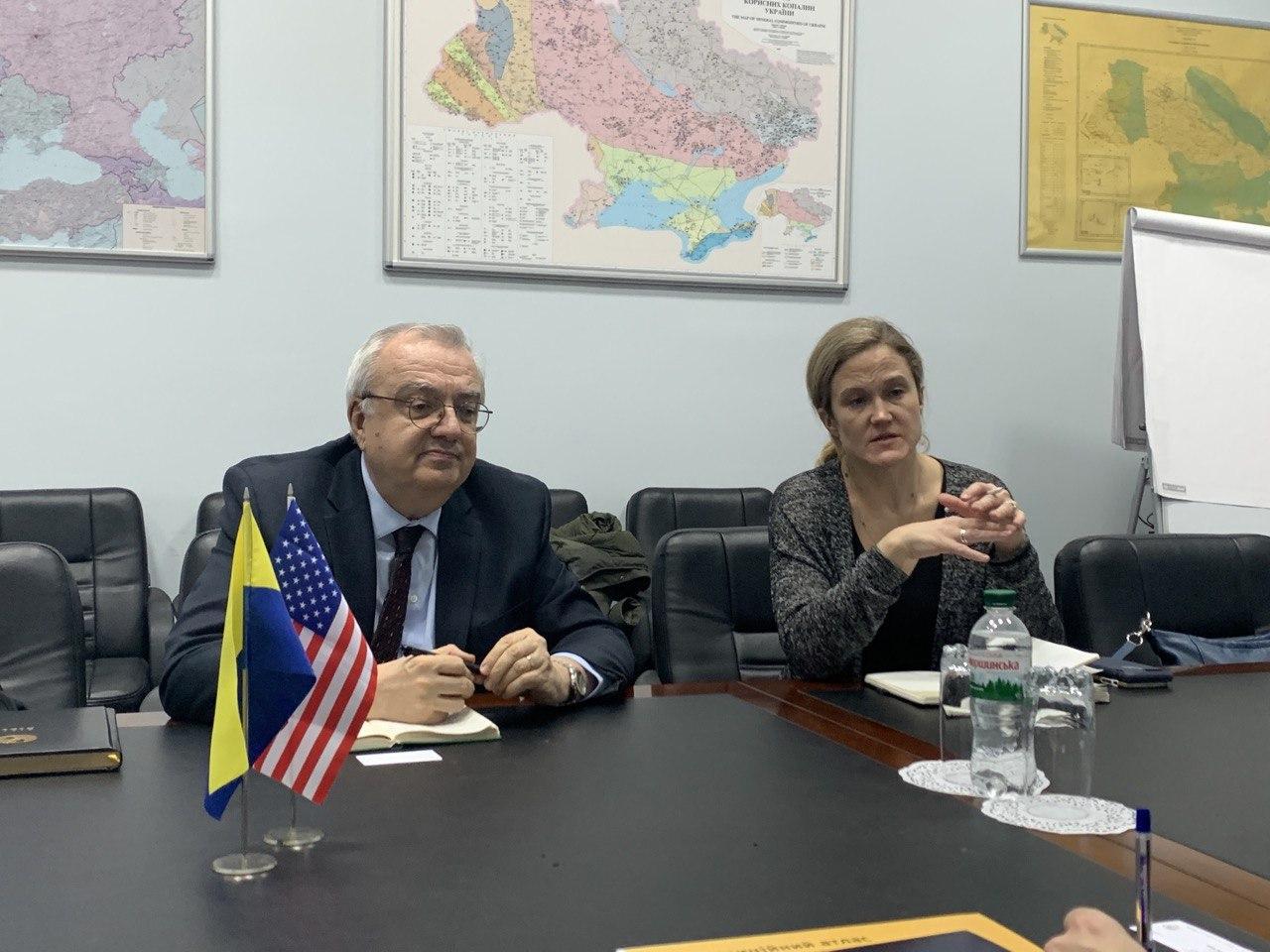 Роман Опімах зустрівся із дипломатичними місіями Канади, США, Польщі