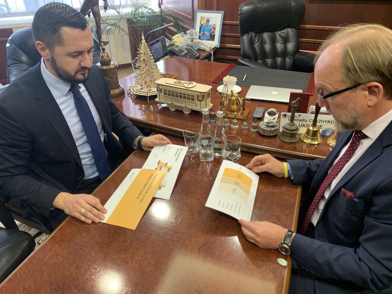 Торгово-промислова палата України підтримає промоцію інвестиційних пропозицій Держгеонадр