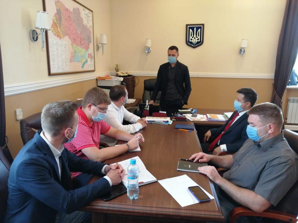 Долучаємося до співпраці з Укравтодором в національному проєкті «Велике будівництво»