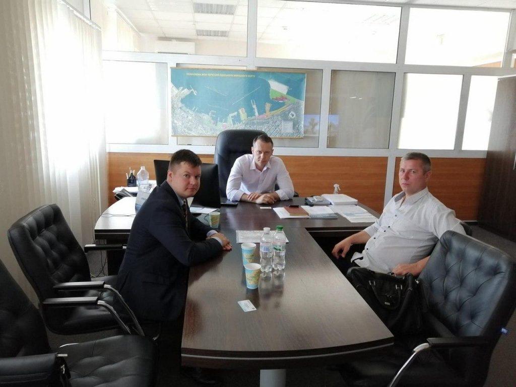 Держгеонадра ініціювали антикризову програму дій для збереження Причорномор ДРГП