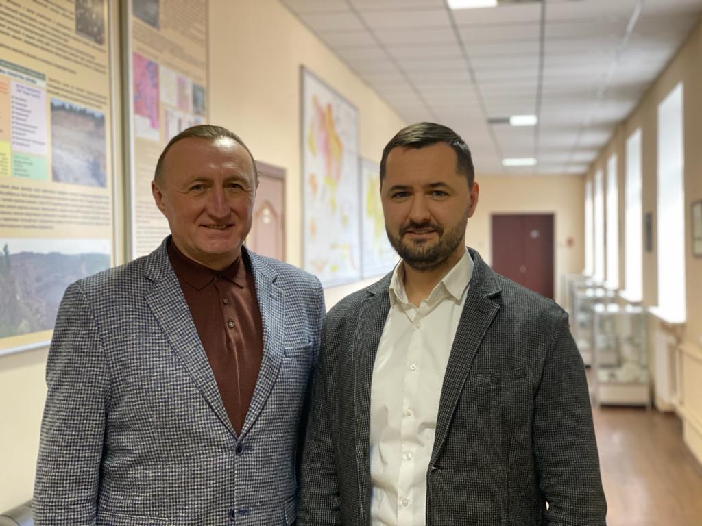Призначили генерального директора КП «Кіровгеологія»