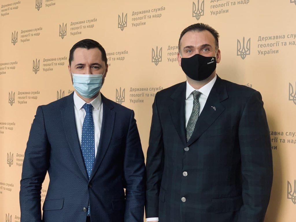 Роман Опімах провів робочу зустріч із директором «АрселорМіттал Кривий Ріг»