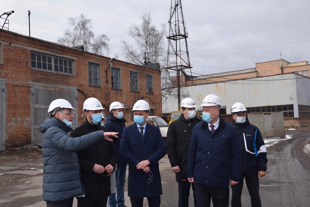 Розпочалася підготовка будівництва нового керносховища в Укрнаукагеоцентрі