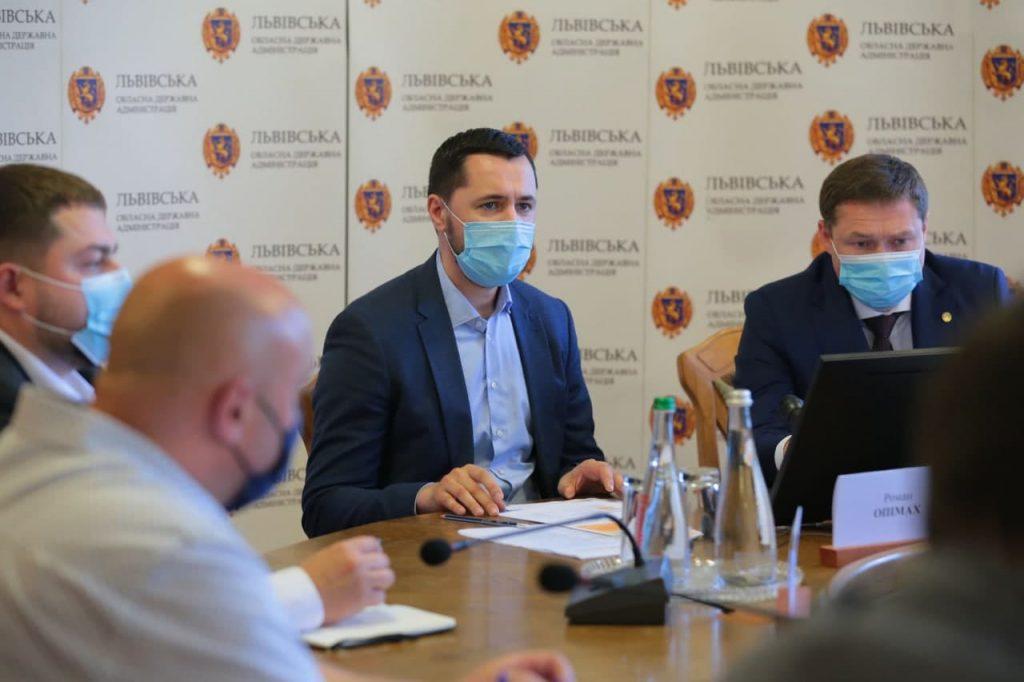 Голова Держгеонадр здійснив робочий візит до Львівщини