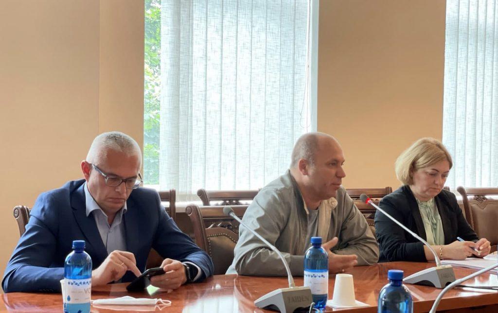 Голова Держгеонадр взяв участь у засіданні Комітету ФРУ з надрокористування